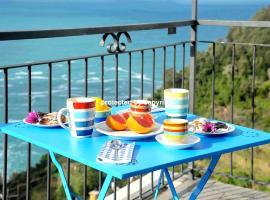 Attic Outstanding View, hotel in Corniglia