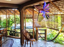 Posada Olivo, hotel en Mazunte