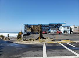 Seagull Beach Front Motel, motel in Lincoln City