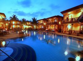 Resort Terra Paraiso, spa hotel in Calangute