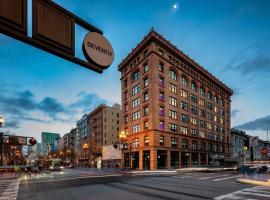 Yotel San Francisco, hotel near Bill Graham Civic Auditorium, San Francisco