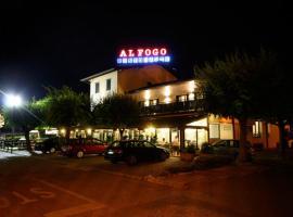 Hotel Al Fogo, hotel poblíž významného místa Golfový klub Lignano, Bevazzana