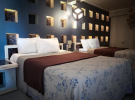 Silmar Hotel/Motel, motel in Río Blanco