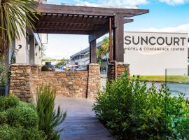 Suncourt Hotel & Conference Centre, hotel in Taupo