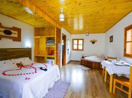 Pousada Varanda Colibri, hotel em Monte Verde
