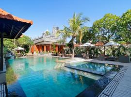 Adi Dharma Cottages, hotel in Legian