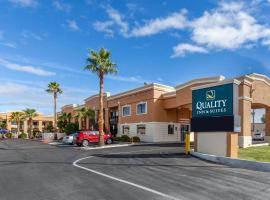 Quality Inn & Suites near Downtown Mesa, hotel in Mesa