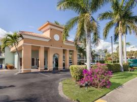 Quality Inn Boca Raton University Area, hotel in Boca Raton