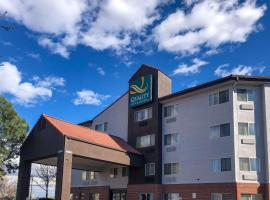 Quality Inn & Suites Denver International Airport, hotel in Denver