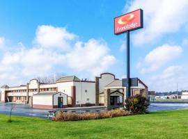 Econo Lodge Cloverdale, hotel in Cloverdale