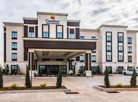 Comfort Inn & Suites Oklahoma City, hotel in Oklahoma City
