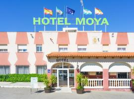Hotel Moya, hotel in Monesterio