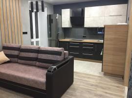 Апартаменты на Куратова 76, апартаменты/квартира в Сыктывкаре