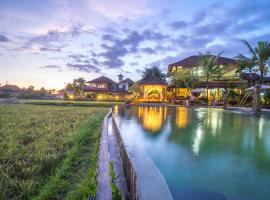 Cendana Resort & Spa, hotel near Ubud Palace, Ubud