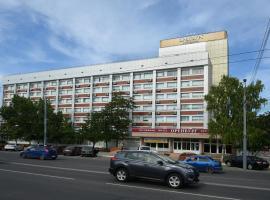 Гостиница Оренбург, отель в Оренбурге
