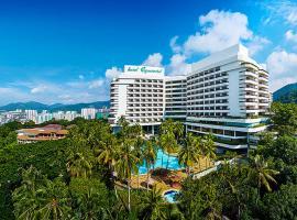 Hotel Equatorial Penang, hotel in Bayan Lepas
