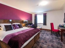 The Victoria Hotel Manchester by Compass Hospitality, hotel in Oldham