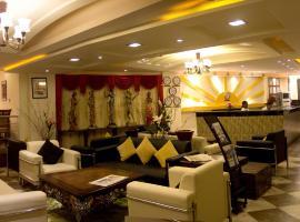 Hotel Sapphire、ダル・エス・サラームのホテル
