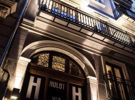 Hulot B&B Valencia, habitació en una casa particular a València