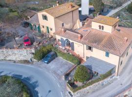 Montechiari In Chianti, bed & breakfast a Greve in Chianti