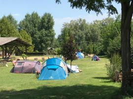 Oliver Inn Camping, hotel Balatonlellén