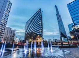 CitySuites Aparthotel, hotel in Manchester