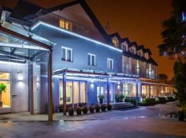 Hotel Jantar Wellness & Spa, Hotel in Ustka