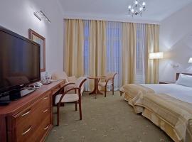 Hotel Masovia – hotel w pobliżu miejsca Wilczy Szaniec w mieście Giżycko
