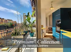 Nestor&Jeeves - TOUCAN DUPLEX TERRACE - Hyper center - Top floor, apartment in Nice