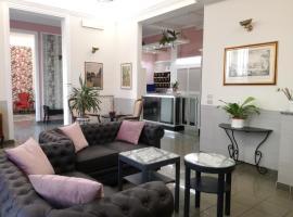 Hotel Prati, hotell i Montecatini Terme
