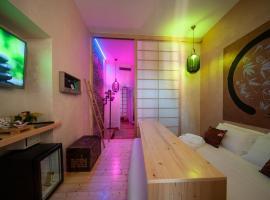 iRooms Jacuzzi Suites, вариант проживания в семье в Риме