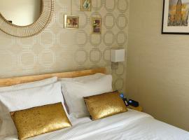 Hotel Mimosa, מלון בניו יורק