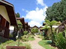 Chalés 4 Estações, hotel em Monte Verde