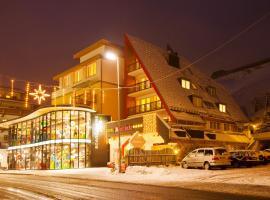 Hotel Dominic, hotel in Sölden