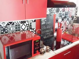 Appart Cosy à Bordeaux, location de vacances à Bordeaux