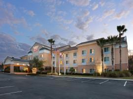 Fairfield Inn and Suites by Marriott Saint Augustine I-95, hotel in St. Augustine