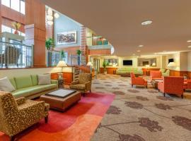 Hilton Garden Inn Pittsburgh University Place, family hotel in Pittsburgh