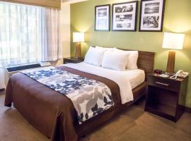 Sleep Inn Nashville North, hotel in East Nashville, Nashville