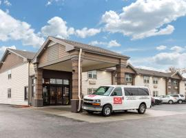 Econo Lodge Milwaukee Airport, hotel near General Mitchell International Airport - MKE,