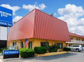 카슨 시티에 위치한 호텔 Rodeway Inn at Nevada State Capitol Carson City