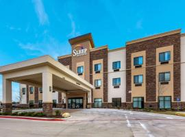 Sleep Inn & Suites Fort Worth - Fossil Creek, Hotel in Fort Worth