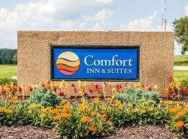 Comfort Inn & Suites and Conference Center, hotel v destinaci Mount Pleasant