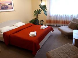 Minhauzena Unda, hotel in Saulkrasti