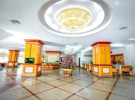 NGAN HA HOTEL, family hotel in Ðại Tiêt