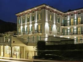 Mefuta Hotel, hotell i Gardone Riviera