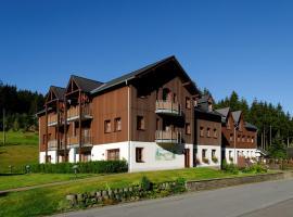 Hotel Schwarzbeerschänke Pobershau, Hotel in Pobershau