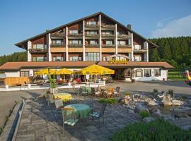 Schwarzwaldhotel Ruhbühl, hotel in Lenzkirch
