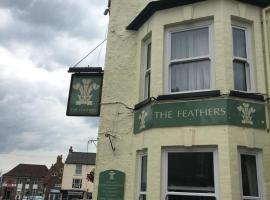 The Feathers, hotel in Pocklington