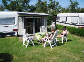 AMARA 708, luxury tent in De Cocksdorp