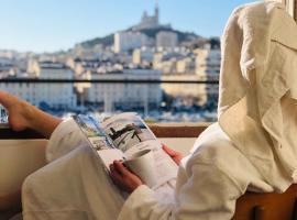 Hotel Belle-Vue Vieux-Port, hôtel à Marseille